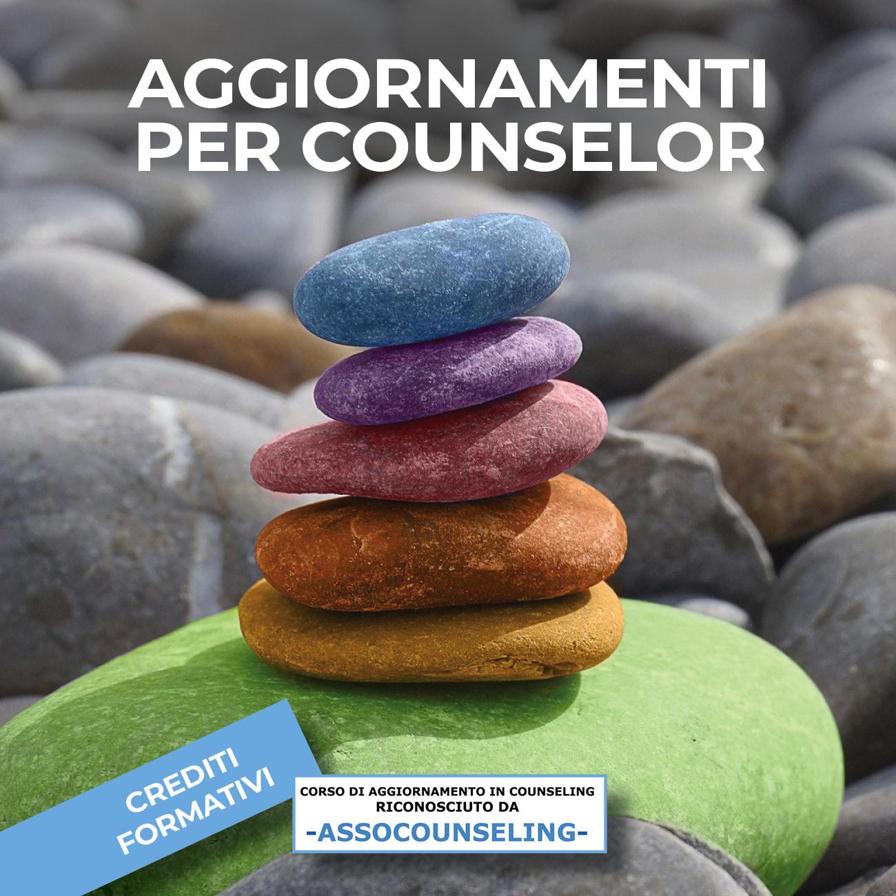 Corsi di aggiornamento per counselor - Centro Psicologia Gorgonzola