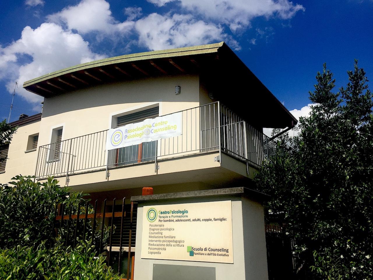 La casa del Centro Psicologia